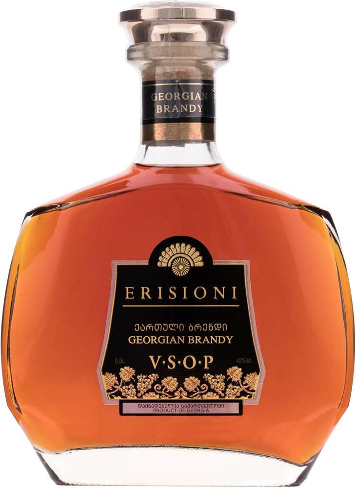 Erisioni Erisioni Georgian Brandy VSOP 40% 0,5l