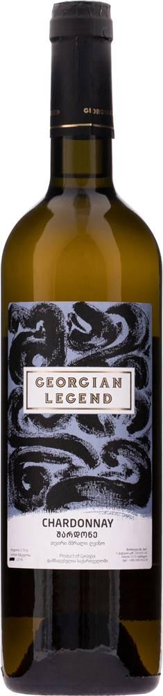 Georgian Legend Georgian Legend Chardonnay 13,5% 0,75l