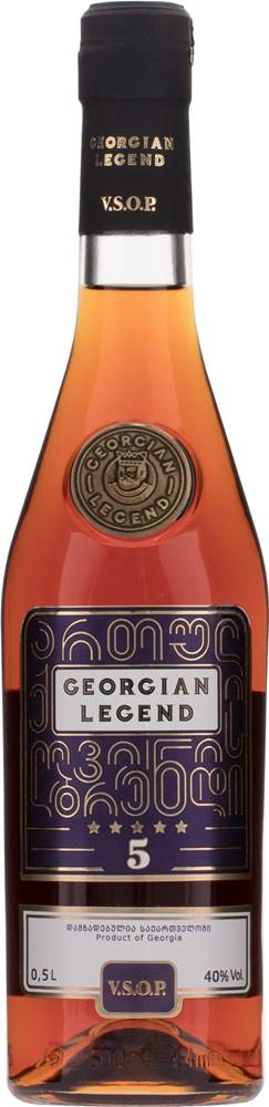 Georgian Legend Georgian Legend VSOP 40% 0,5l