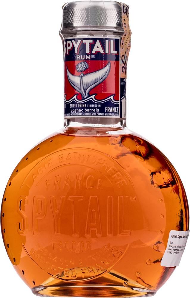 Spytail Spytail Cognac Barrel Rum 40% 0,7l