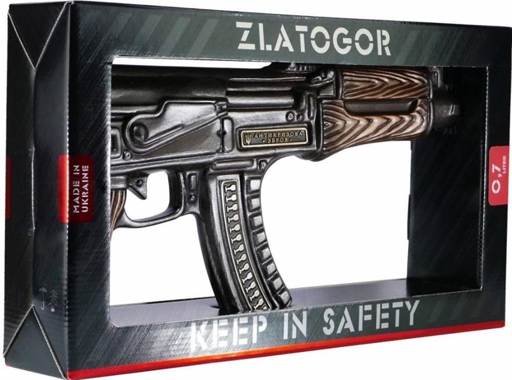 Zlatogor Zlatogor AK-47 Vodka 38% 0,5l