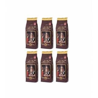 New York Caffé Extra 100% Arabica zrnková káva 6 x 1 kg