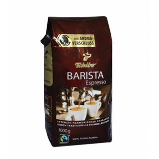Tchibo barista espresso 1kg zrnková káva