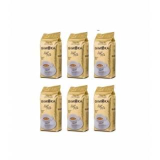 Gimoka Gran Festa zrnková káva 6 x 1 kg