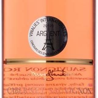 Mrva & Stanko Cabernet Sauvignon rosé 2019 12,5% 0,75l