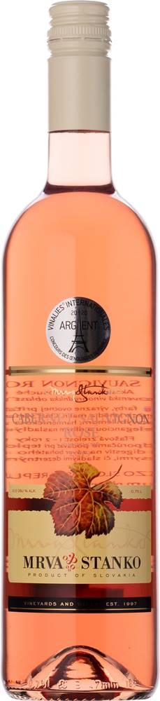 Mrva & Stanko Mrva & Stanko Cabernet Sauvignon rosé 2019 12,5% 0,75l