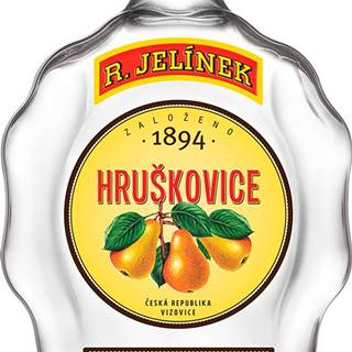 Rudolf Jelínek Hruškovica Budík 42% 0,7l