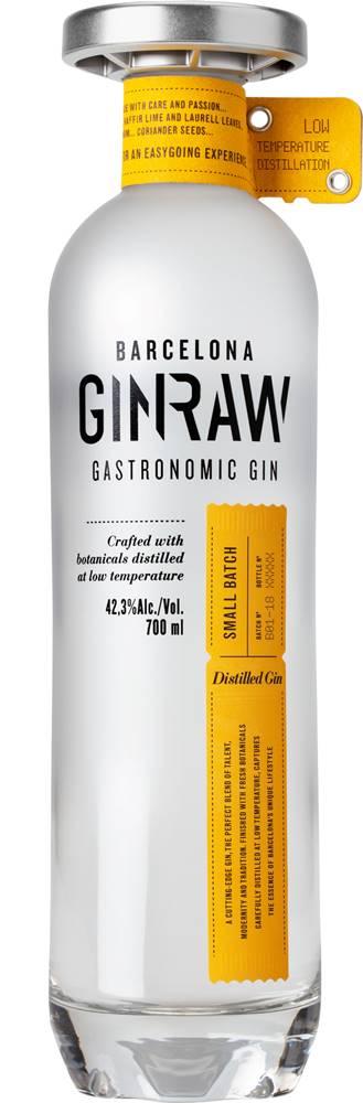 GinRaw GinRaw Gastronomic Gin  42,3% 0,7l
