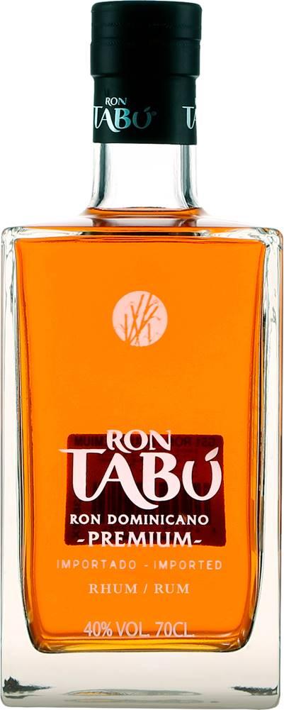 Ron Tabú Ron Tabú 40% 0,7l