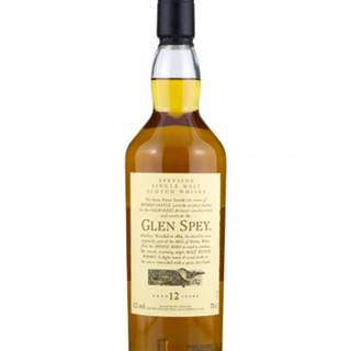 Glen Spey 12YO Flora and Fauna collection 0,7L (43%)