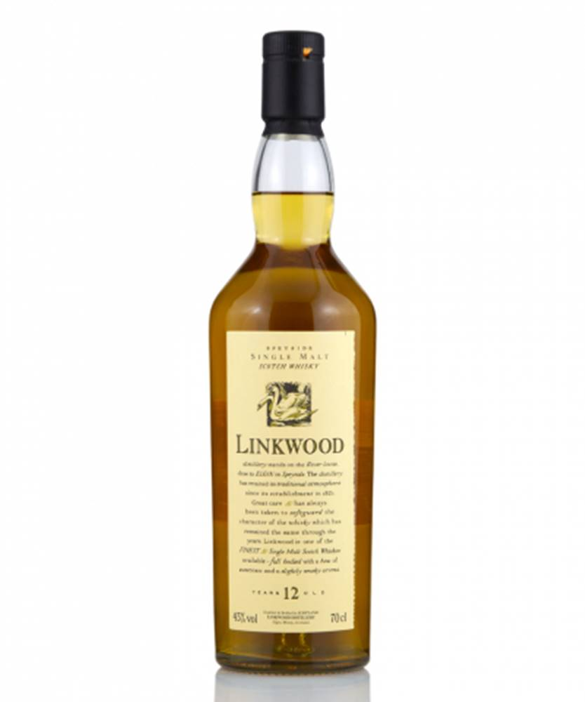 Linkwood Distillery Linkwood 12YO Flora and Fauna collection 0,7L (43%)