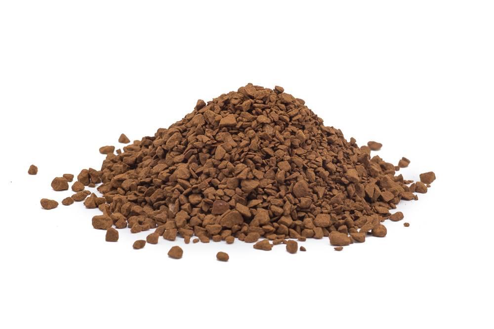 Manu cafe TANZANIA BIO lyofilizovaná rozpustná káva 100% arabica, 50g