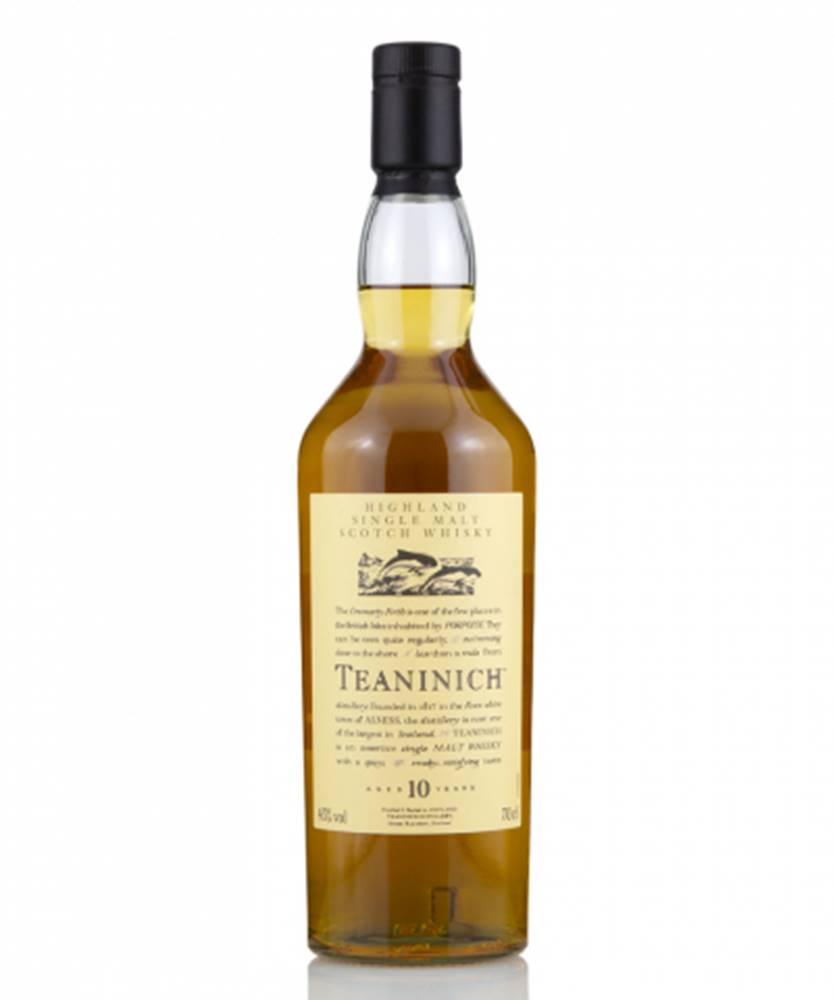 Teaninich Distillery Teaninich 10YO Flora and Fauna collection 0,7L (43%)