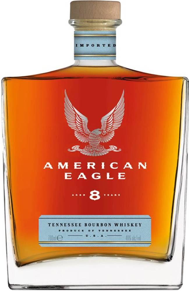 American Eagle American Eagle 8 ročná 40% 0,7l
