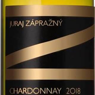 Juraj Zápražný Chardonay 12% 0,75l