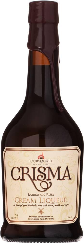 Foursquare Crisma Liqueur Rum Cream 17% 0,7l