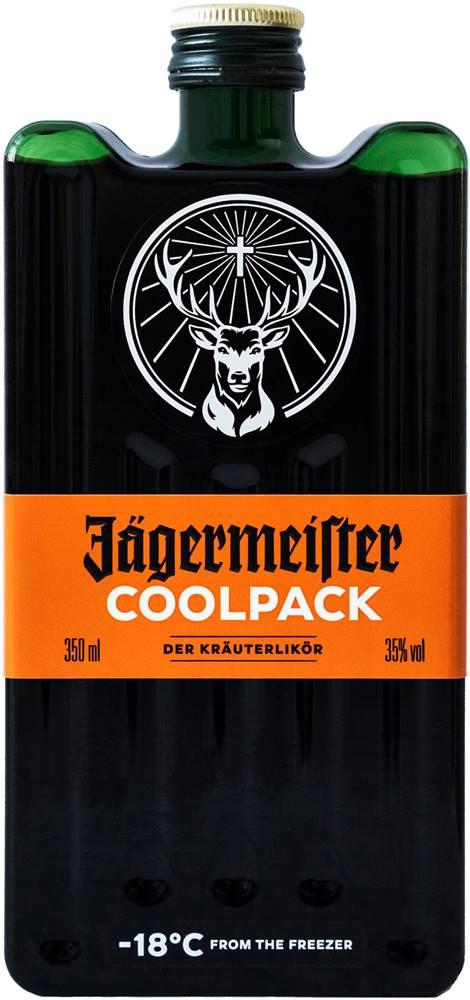 Jägermeister Jägermeister Coolpack 35% 0,35l