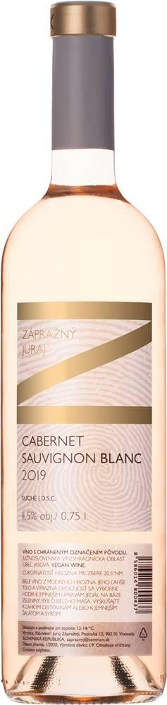 Juraj Zápražný Juraj Zápražný Cabernet Sauvignon Blanc  11,5% 0,75l
