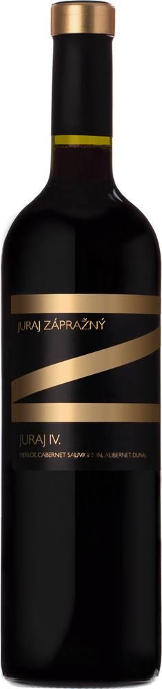 Juraj Zápražný Juraj Zápražný Juraj IV. 2015 14,5% 0,75l