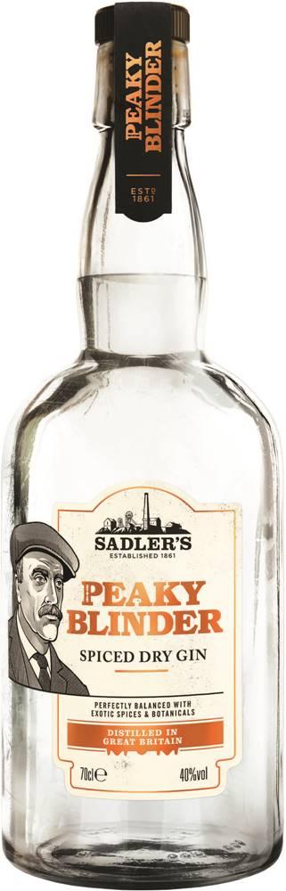 Peaky Blinder Peaky Blinder Spiced Gin 40% 0,7l