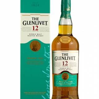 The Glenlivet 12Y Double Oak + GB 0,7l (40%)