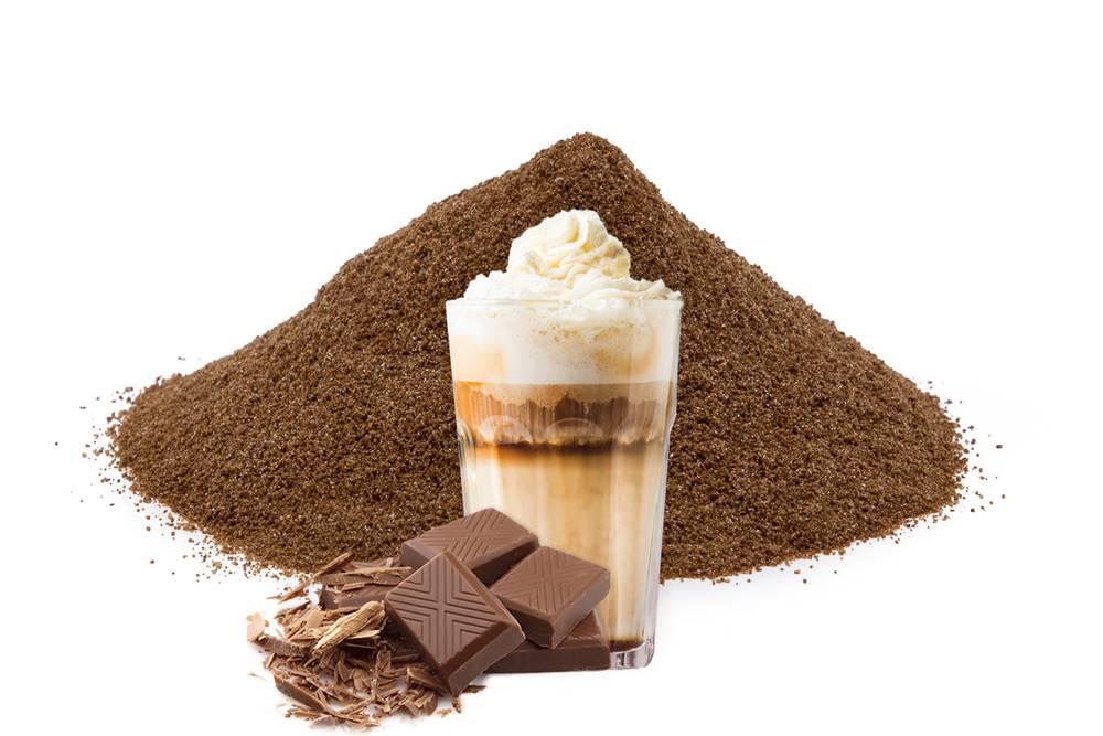 Manu cafe FRAPPÉ ČOKOLÁDA - rozpustná káva, 50g