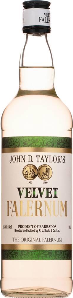 John D Taylor Velvet Falernum 11% 0,7l