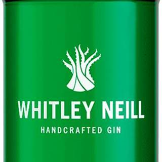 Whitley Neill Aloe & Cucumber 43% 0,7l