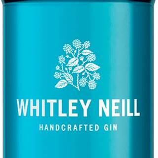 Whitley Neill Blackberry 43% 0,7l