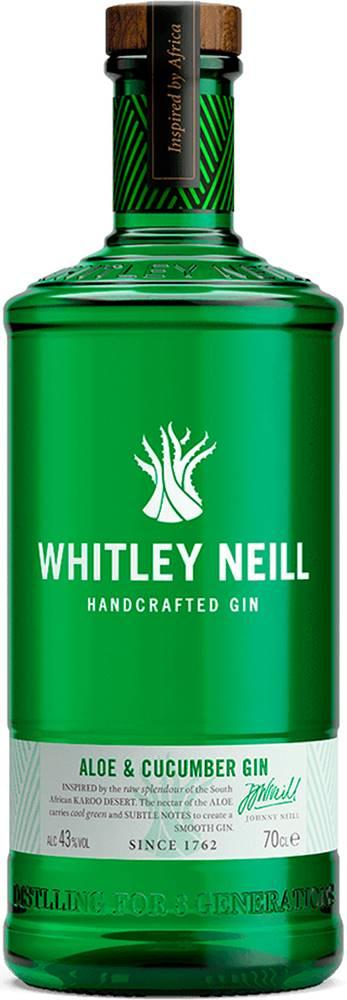 Whitley Neill Whitley Neill Aloe & Cucumber 43% 0,7l