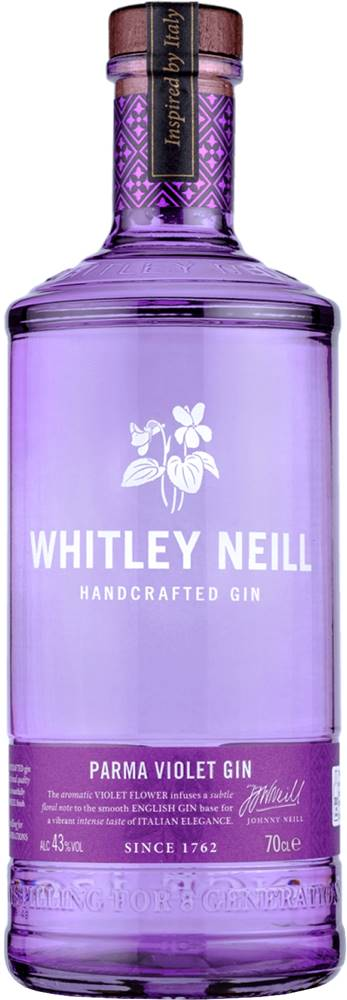 Whitley Neill Whitley Neill Parma Violet 43% 0,7l