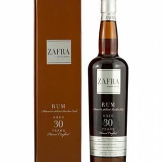 Zafra Master Reserve 30YO Rum Limited Edition 0,7L (40%)