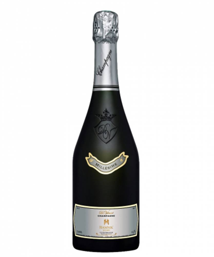 Hamsik Winery Hamsik Champagne Cuvée Prestige Millésime Brut 2013 0,75L (12,5%)