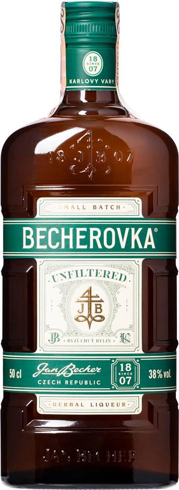 Becherovka Becherovka Unfiltered 38% 0,5l