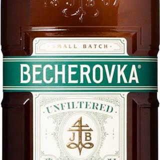 Becherovka Unfiltered 38% 0,5l