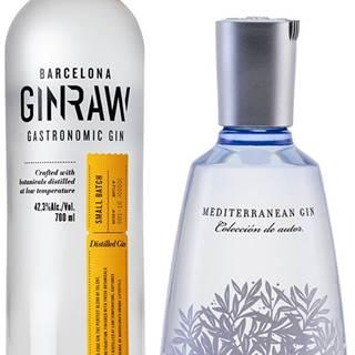 Gin Mare + GinRaw