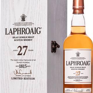 Laphroaig 27 ročná Cask Strength 2017 Edition 41,7% 0,7l