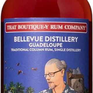 That Boutique-y Rum Company Bellevue 19 ročný 54,2% 0,5l