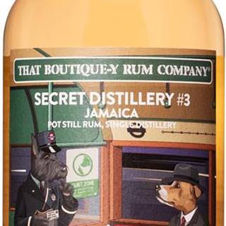 That Boutique-y Rum Company Secret Distillery