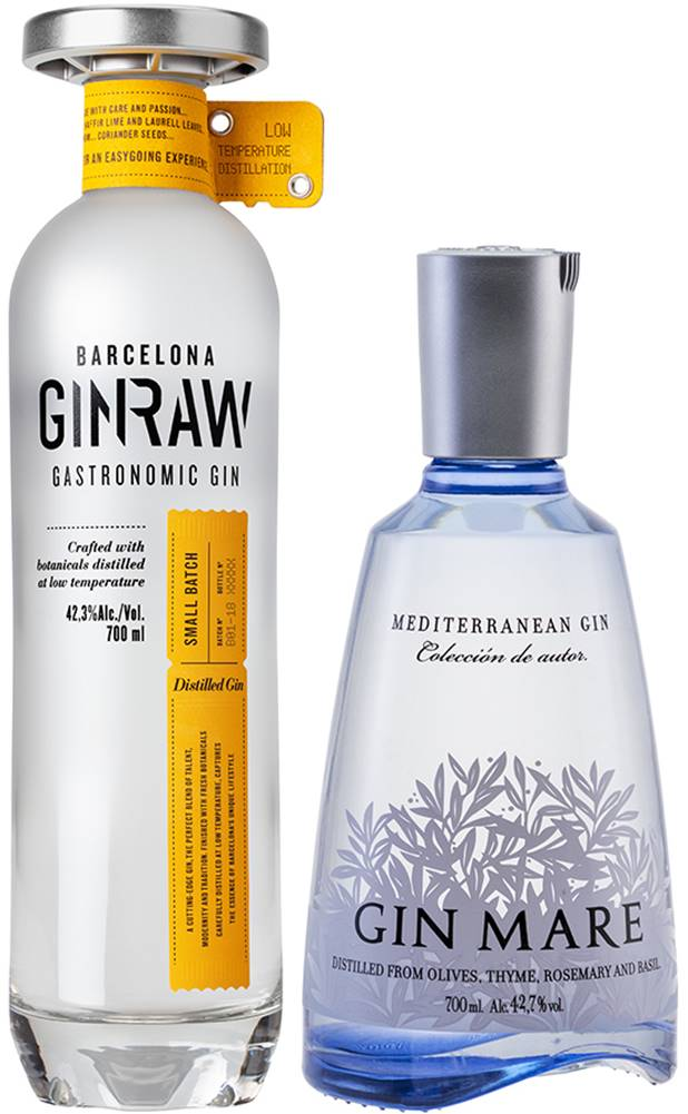Gin Mare Set Gin Mare + GinRaw