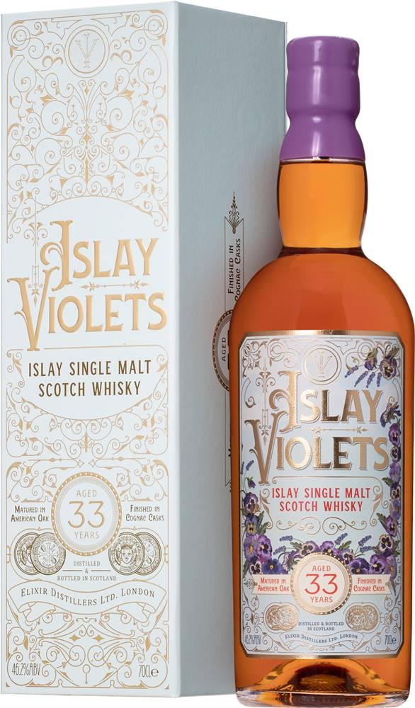 Islay Violets Islay Violets 33 ročná 46,2% 0,7l