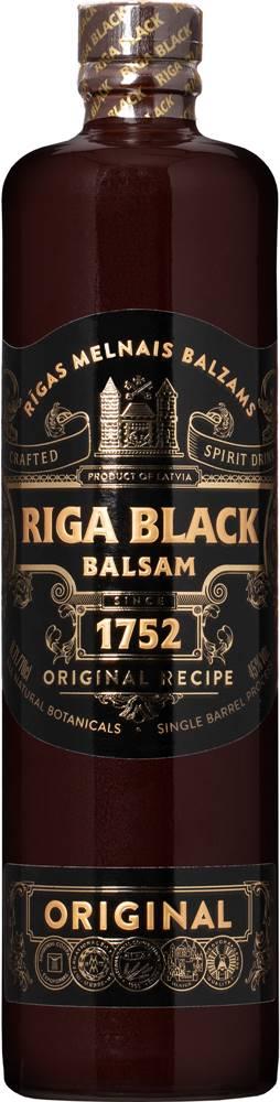 Riga Black Balsam Riga Black Balsam 45% 0,7l