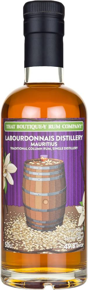 That Boutique-y Rum Company That Boutique-y Rum Company Labourdonnais 5 ročný 49,8% 0,5l