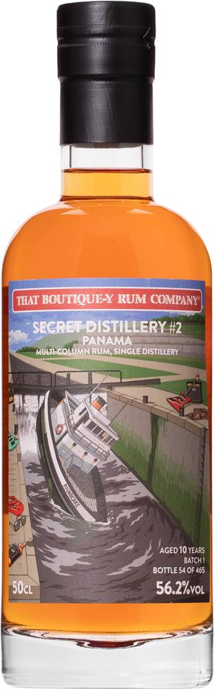 That Boutique-y Rum Company That Boutique-y Rum Company Secret Distillery