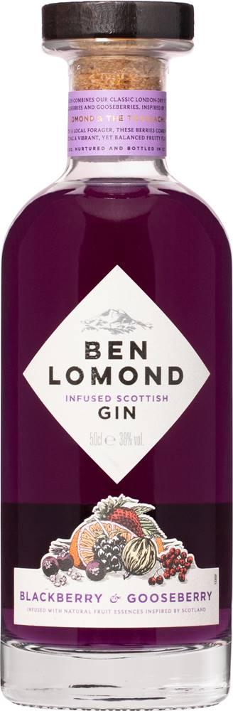 Ben Lomond Ben Lomond Blackberry & Goosberry Gin 38% 0,5l