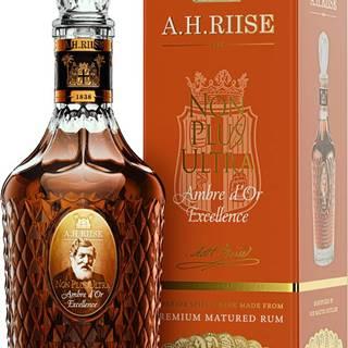 A.H. Riise Non Plus Ultra Ambre d&