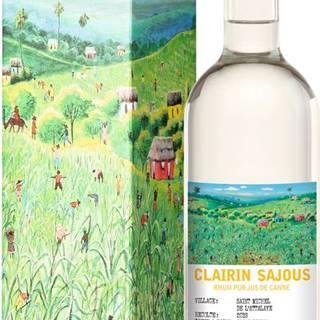 Clairin Sajous Rum 2018 56,4% 0,7l