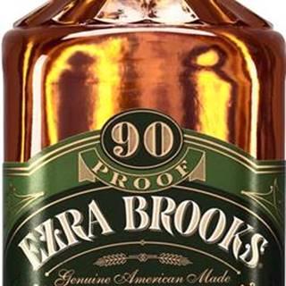 Ezra Brooks Straight Rye 45% 0,7l