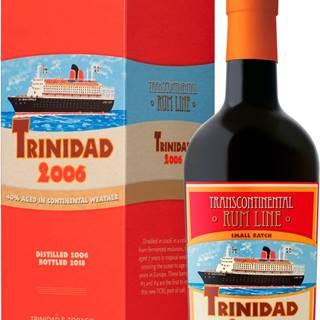 Transcontinental Rum Line Trinidad 2006 56,5% 0,7l