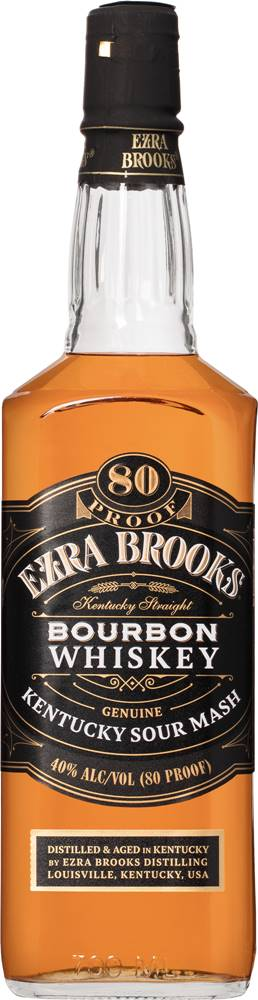 Ezra Brooks Ezra Brooks Black Label 40% 0,7l